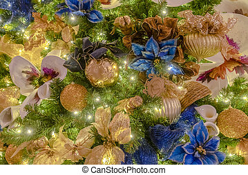 Christmas tree of Utah State Capital Building