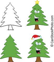 Christmas Tree Set Collection