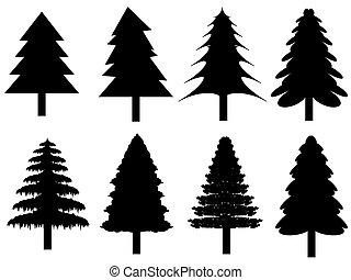 christmas tree set