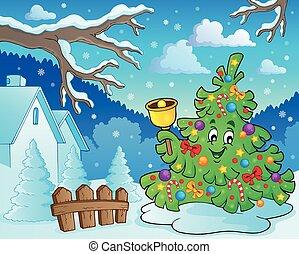 Christmas tree topic image 6