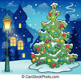 Christmas tree topic image 9