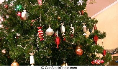 christmas tree, zoom - Christmas tree, zoom