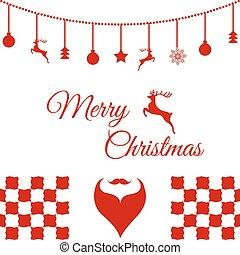 Christmas vector eps 10 background card design