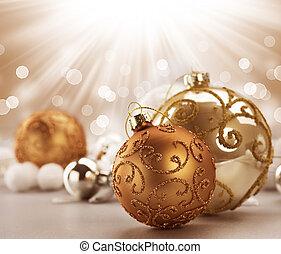 Christmas Vintage Decoration