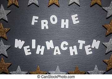 Christmas wishes in language