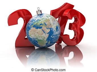 Christmas world 2013