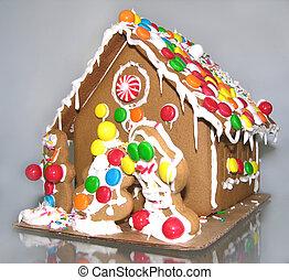 gingerbread house - chritmas gingerbread house