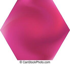 chromatic, hexagonal, fondo.