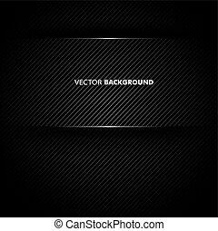Chrome black background