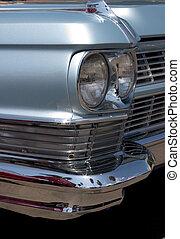 Chrome & Paint - Cadillac Eldorado Close-Up, front corner,...