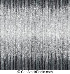 Chrome pattern. Seamless texture.