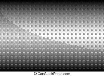 Perforated Metal Grid