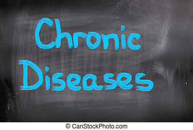 Chronic Disease Concept