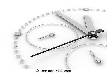 chronograph , έκδοση , πέντε , δώδεκα