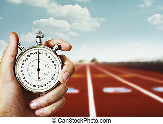 chronomètre, vieux