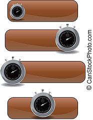 chronometer banner
