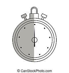 chronometer device icon