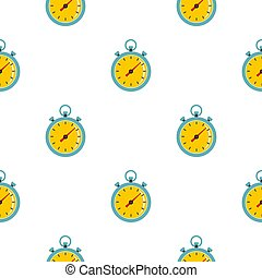 Chronometer pattern seamless