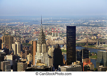 Chrysler Building. New York City - NEW YORK CITY - MAY 17:...