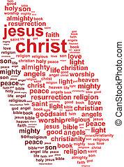 chrystus, jezus