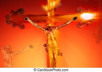 chrześcijaństwo, jezus, krzyż