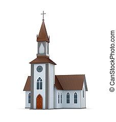 chrześcijanin, klasyczny, kościół