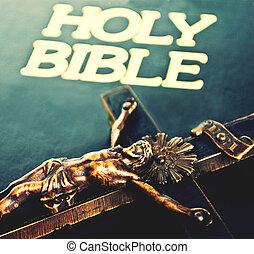 chsrist, 聖書, 交差点, イエス・キリスト
