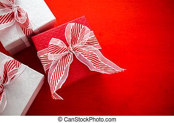 chtistmas, geschenke