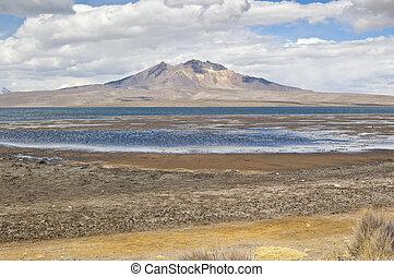 chungar, lago