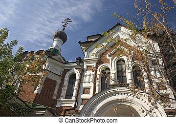 church., 正統
