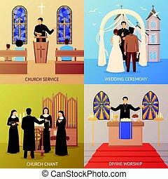 Church 2x2 Design Concept