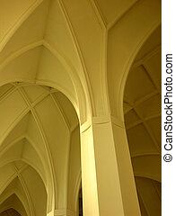 Church arches