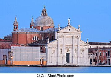 Church at Venice Italy