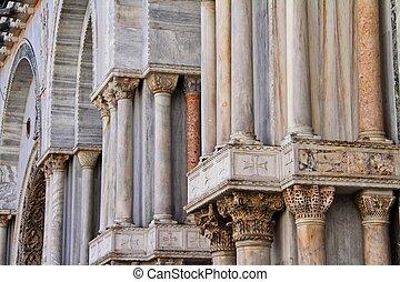 Church Columns