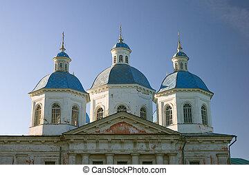 Church cupola