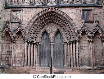 ... Church door - Church entrance & Church door Stock Photos and Images. 32419 Church door pictures ...