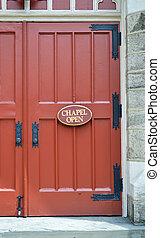Church Doors 2