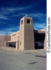 Church El Christo Rey, New Mexico