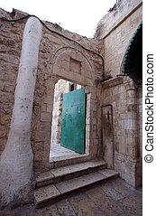 Church Holy Sepulchre, Jerusalem