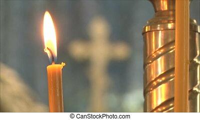 church icon lamp 2