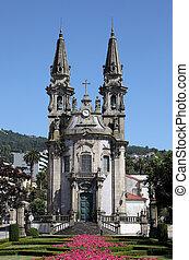 Church Igreja do Senhor dos Passos in Guimaraes, Portugal
