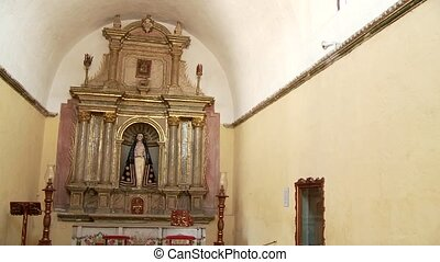 Church In Abbey Santa Catalina - Abbey Santa Catalina,...