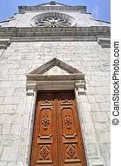 Church in Annecy