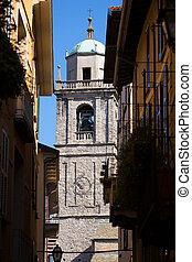 Church In Bellagio, Italy