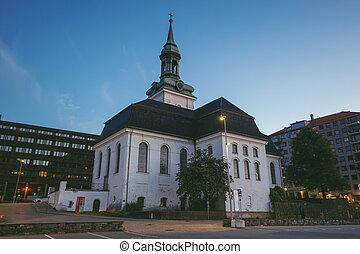 Church in Bergen