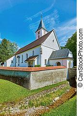 Church in Bolsternang