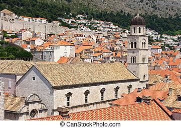 Church in Dubrovnik, Croatia