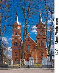 Church in Dusetos