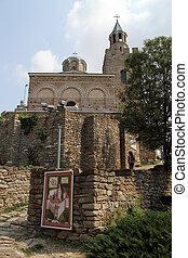 Church in fortress