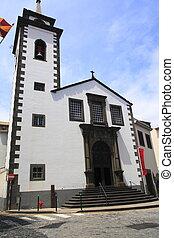 Church in Funchal, Madeira